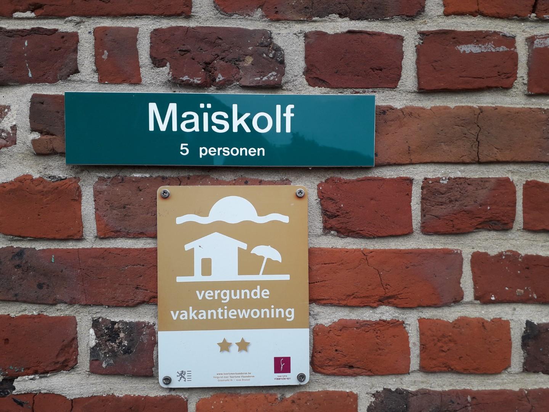 Maïskolf (5p)